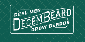 Men join together this Decembeard
