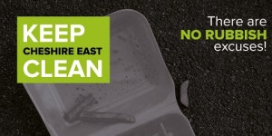 Council launches 'No Rubbish Excuses' campaign