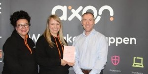 Axon in Top 100 Fastest Growing Tech Companies