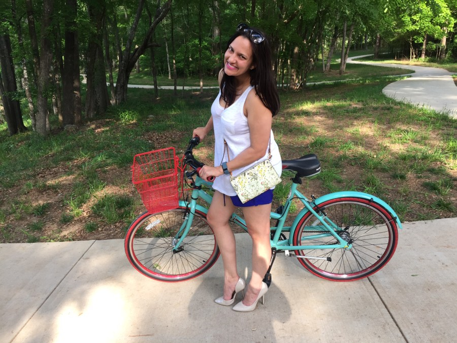Cycling While Cute: Shop Happy Hump Day from Rumor Boutique
