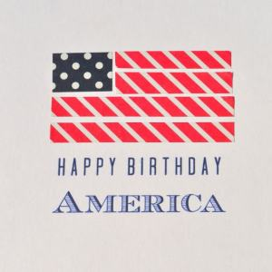 Fourth of July Decoration + Free America Printable