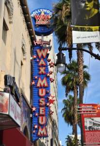 A Day at the Hollywood Wax Museum