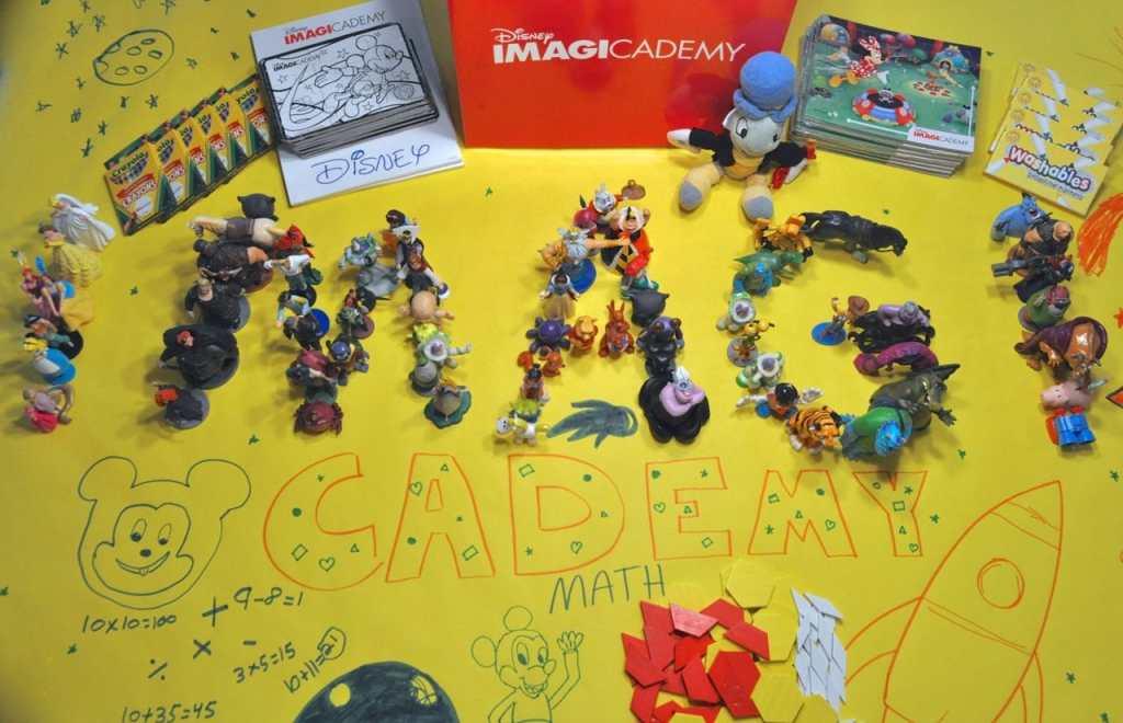 Disney Imagicademy Party
