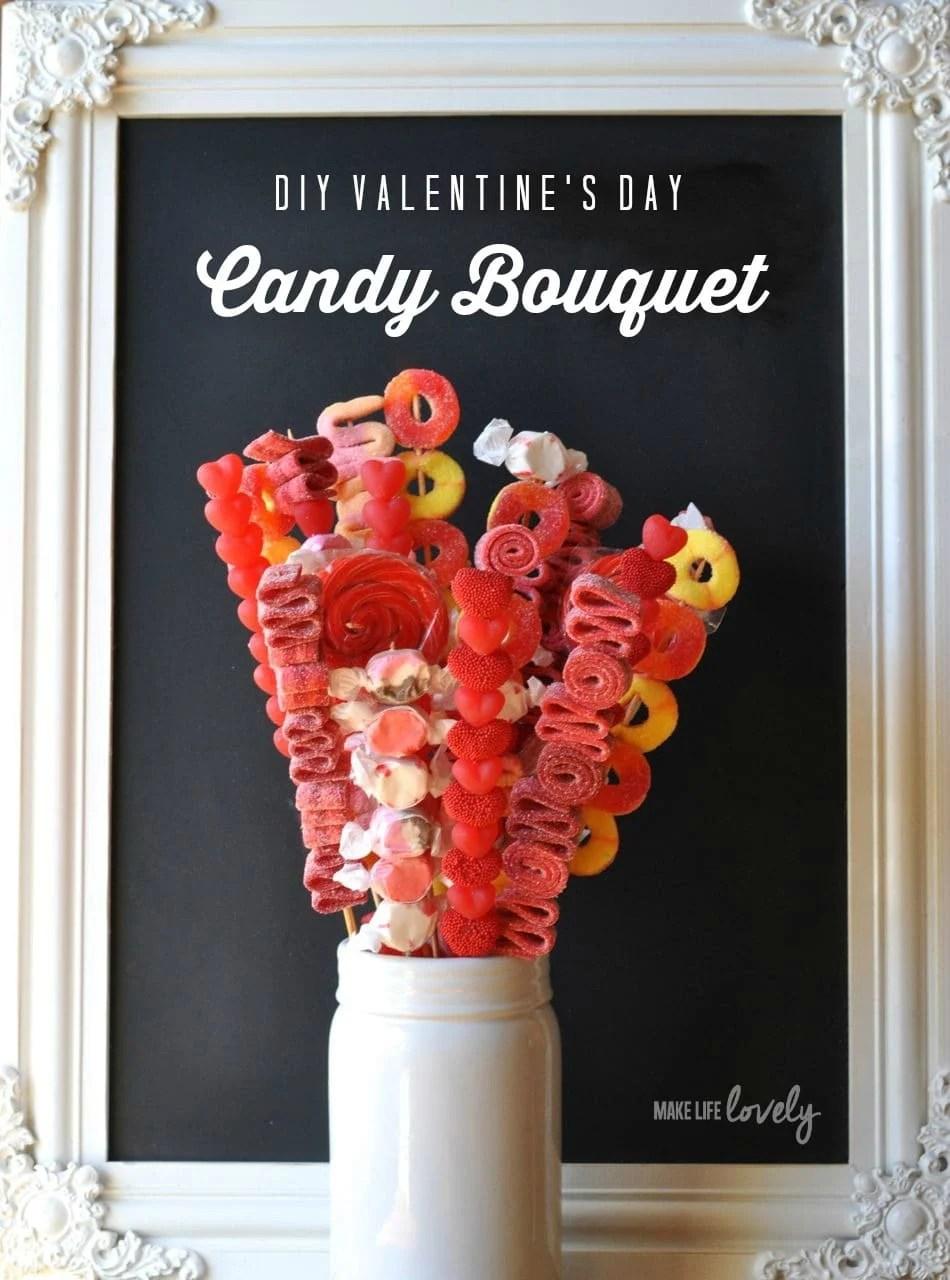 Cookie bouquet recipe stick