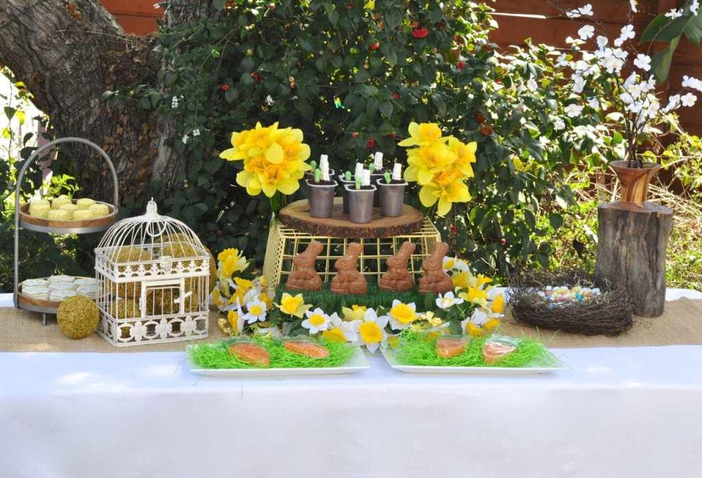 Spring Garden Easter Party