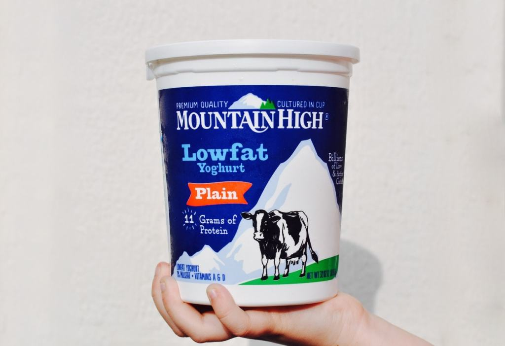 Mountain High Yoghurt Craft