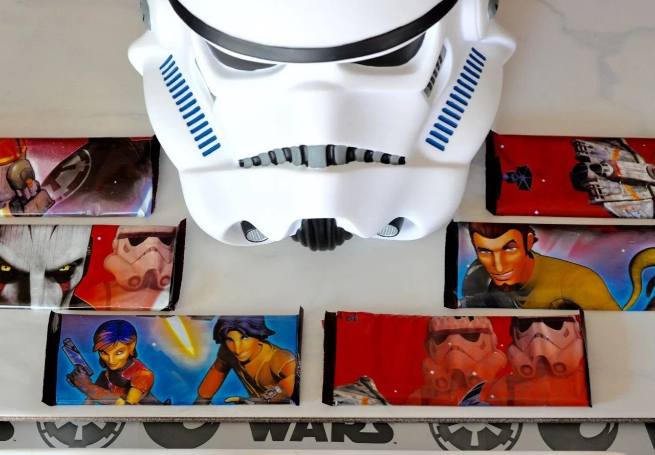 Star Wars Rebels Party
