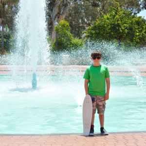 Exploring Balboa Park
