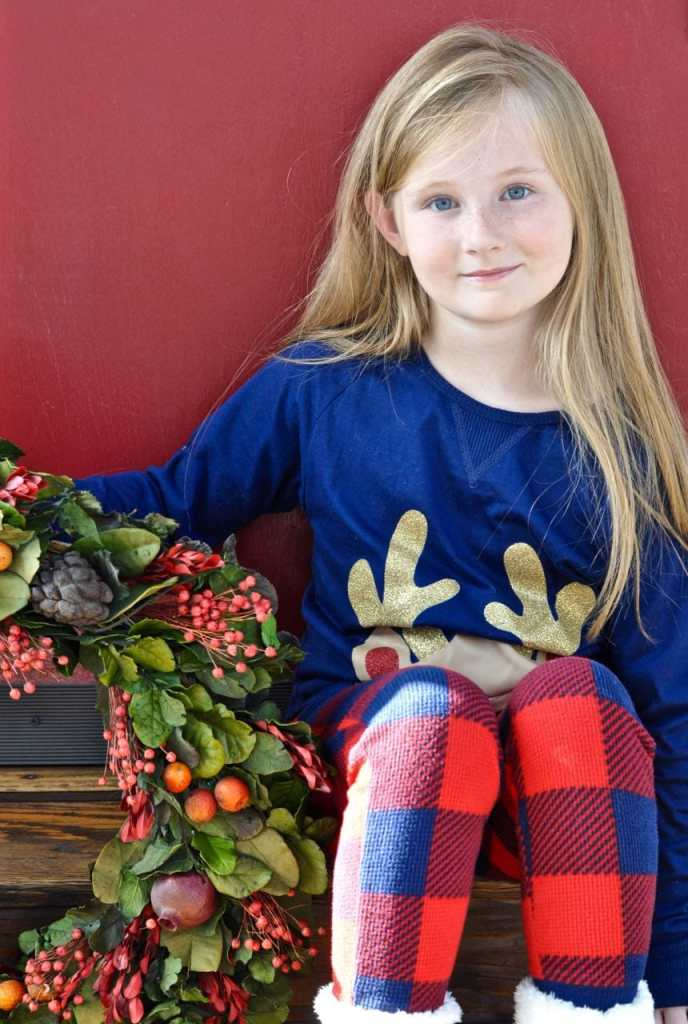 Holiday styles for girls