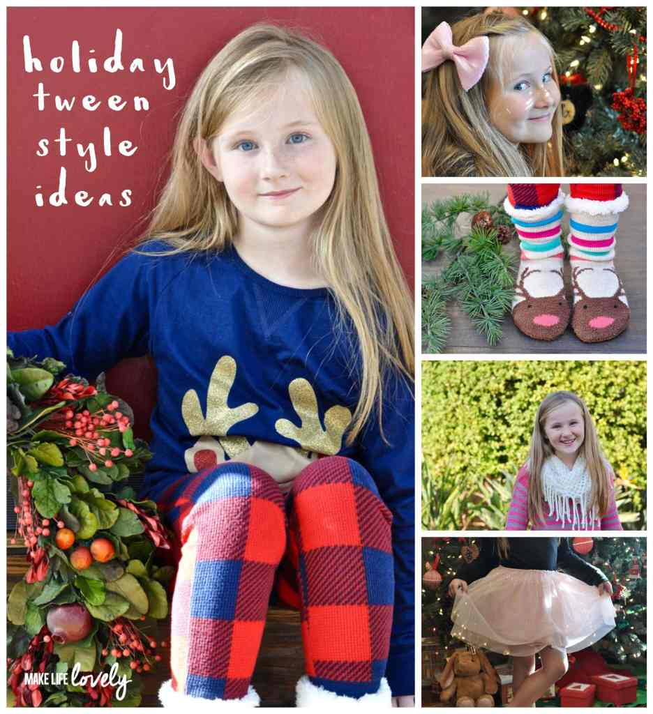 Holiday Tween Style Ideas