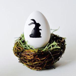 Vinyl Easter Egg Decorating