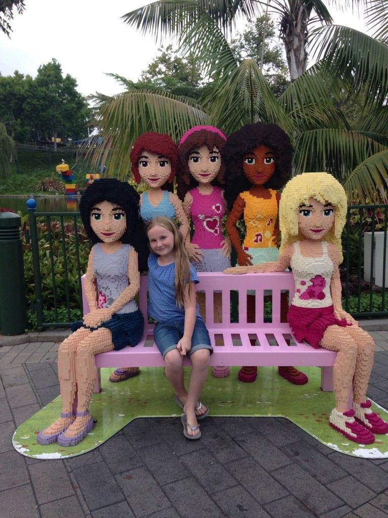 LEGO Friends at LEGOLAND California