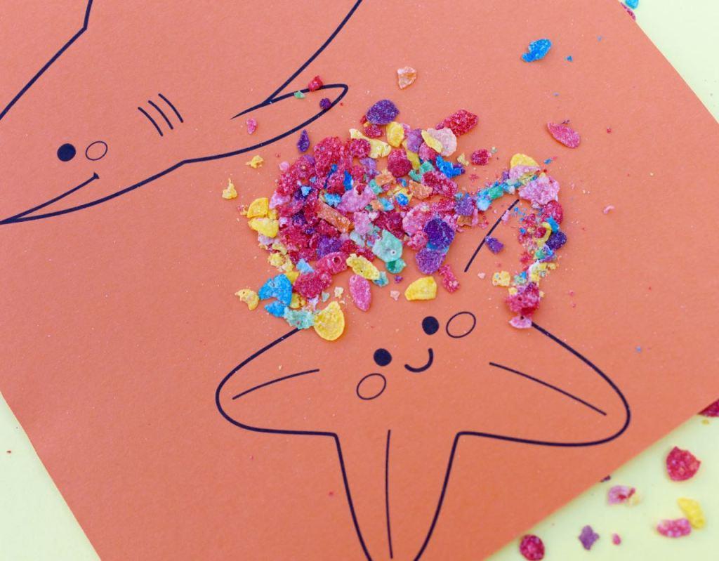 Ocean animal craft tutorial