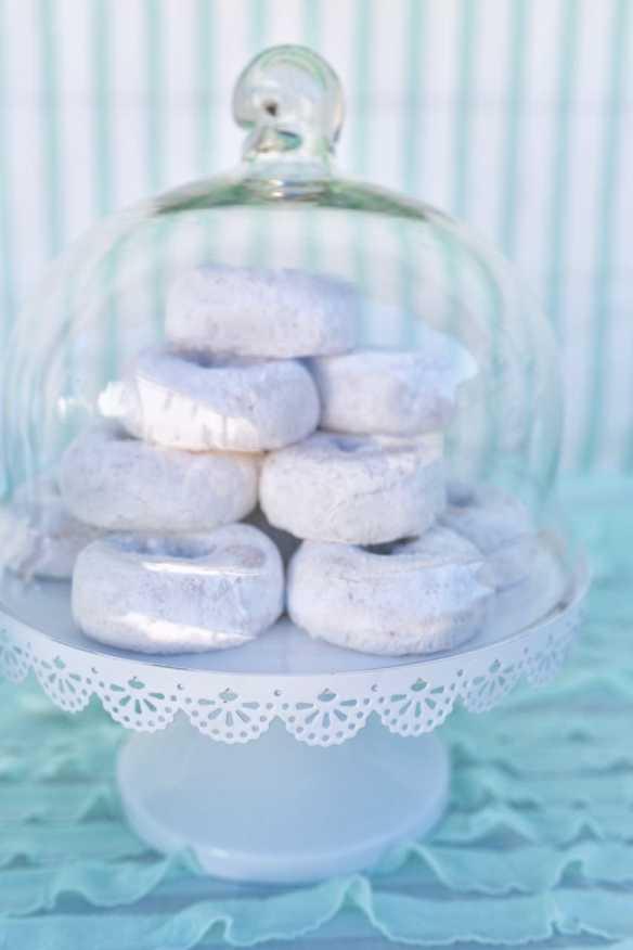 Sweets shop party ideas