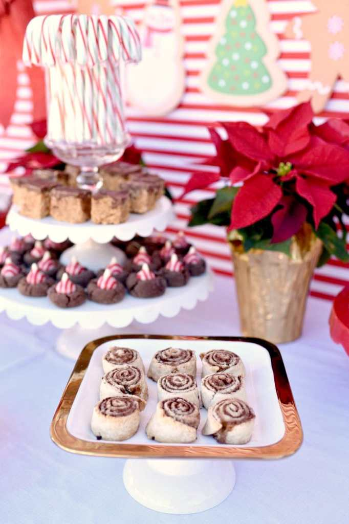 Cookie exchange party details