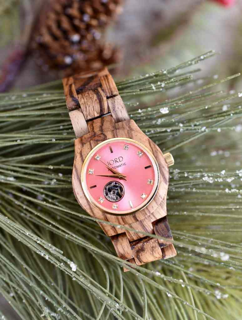 Christmas gift idea Jord Wood Watches