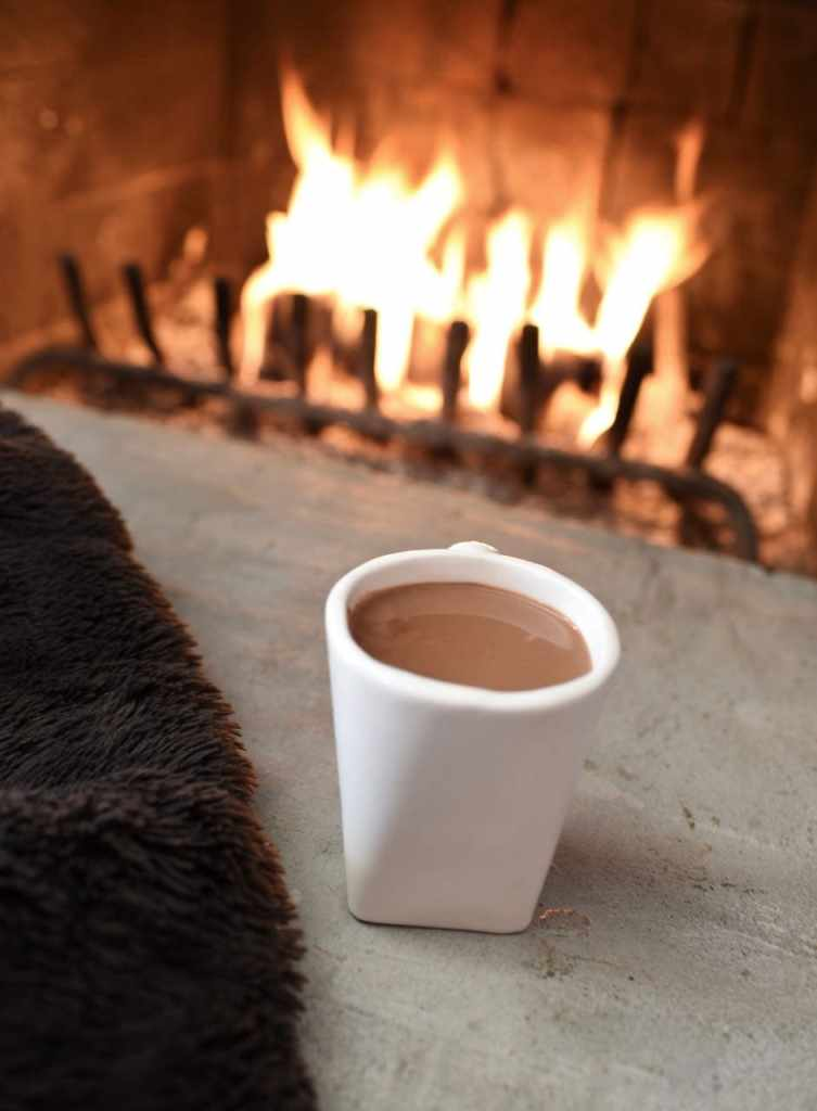 Coconut hot cocoa recipe