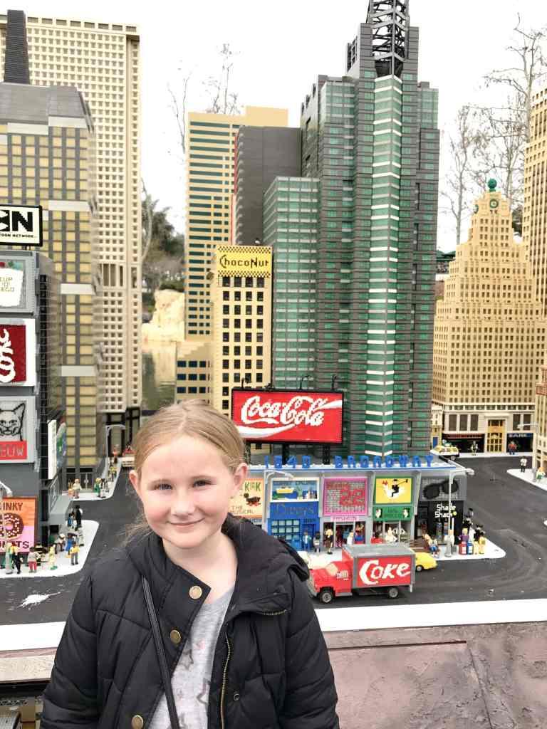 Legoland Miniland USA
