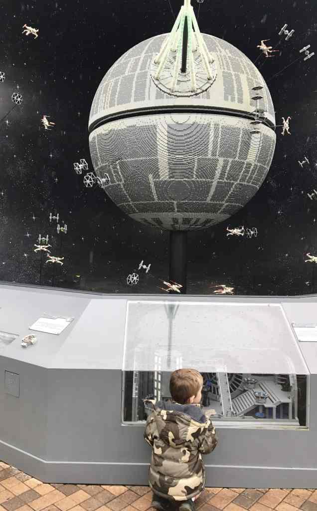 Legoland Star Wars Death Star