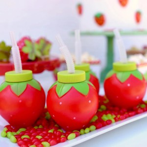 Strawberry Party Perfect for Spring or Summer Celebrations
