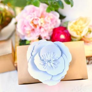 Flower Favor Box Tutorial for Boho Party