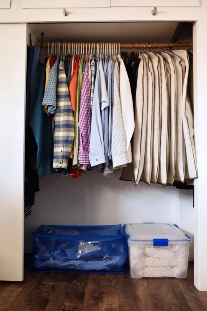 diy small walk in closet organization ideas linen tips trick neat organized give storage space