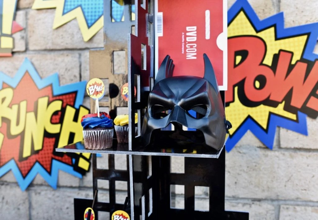 LEGO Batman party ideas and inspiration