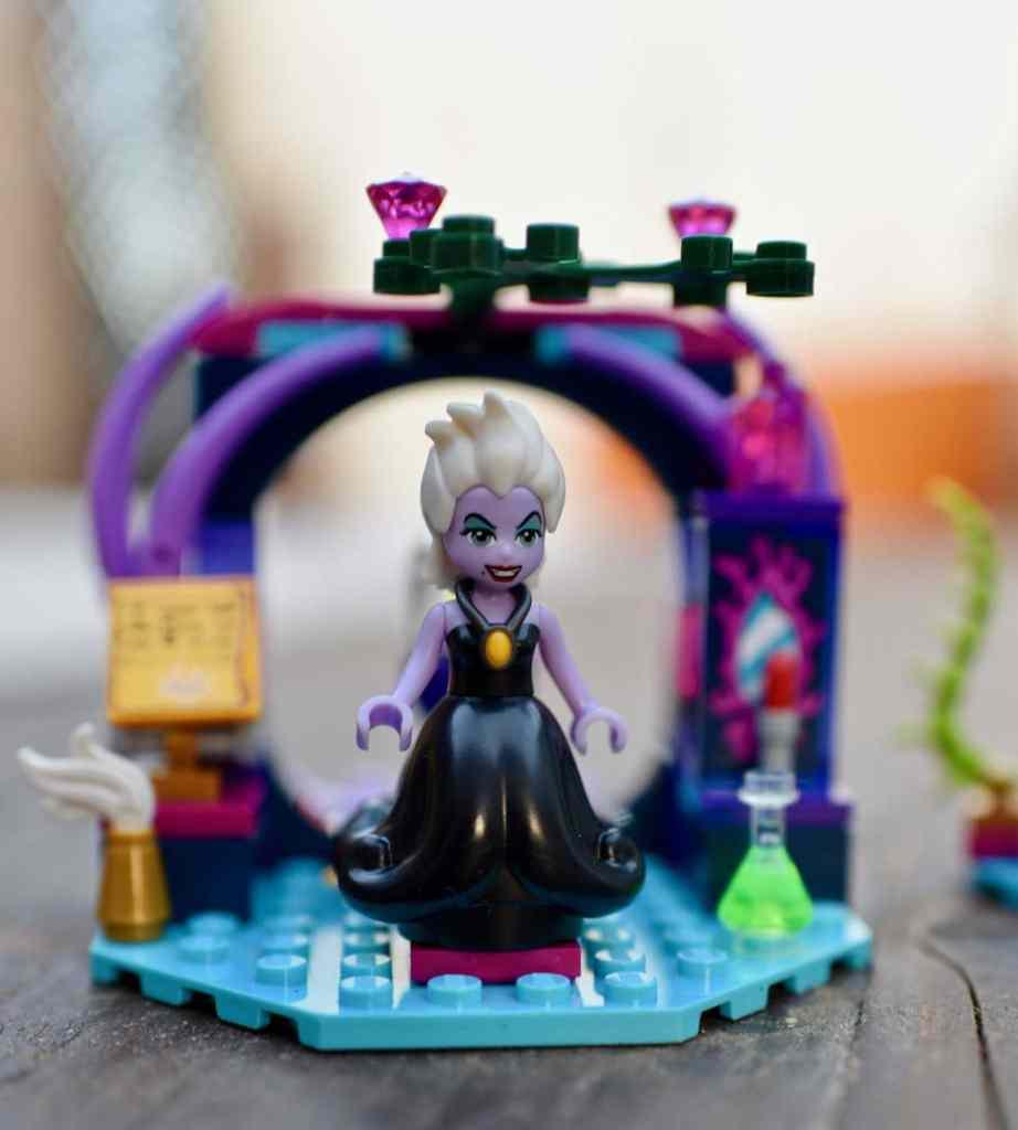 LEGO Disney Little Mermaid set