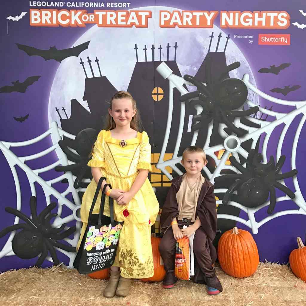 Brick or Treat Legoland