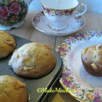 Banana Nut Muffins Flavorful and Delicious