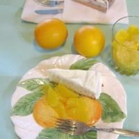 OrangeYogurt Cake