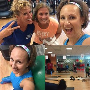 Mondays strength training Circuit Class is complete! Brought to youhellip