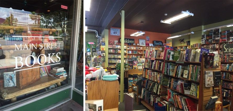 The Grind & Main Street Books