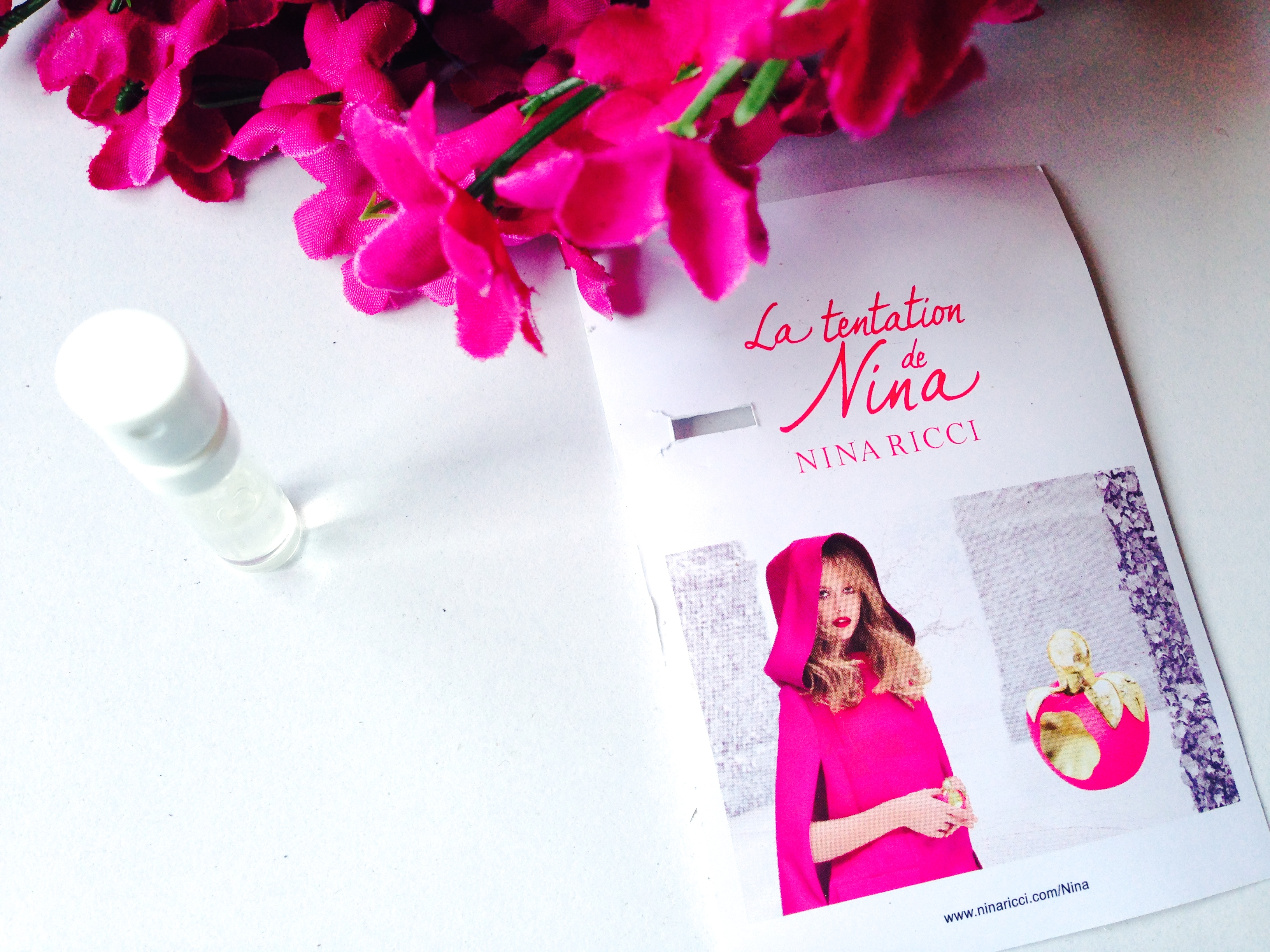 La Tentation De Nina Perfume For Women By Nina Ricci