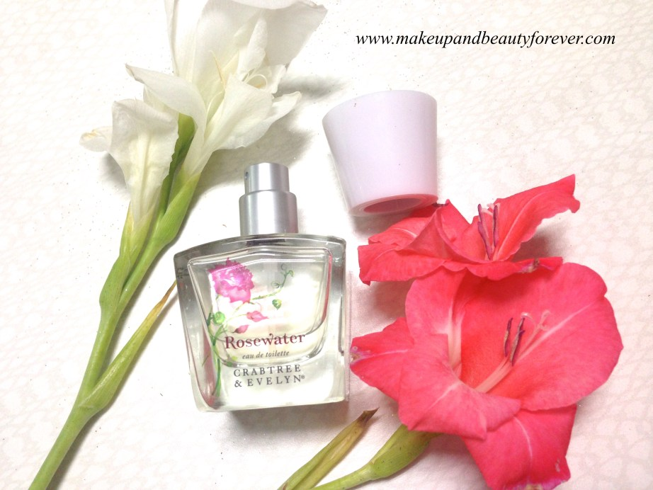 Crabtree & Evelyn Rosewater Eau de Toilette Perfume Review 3