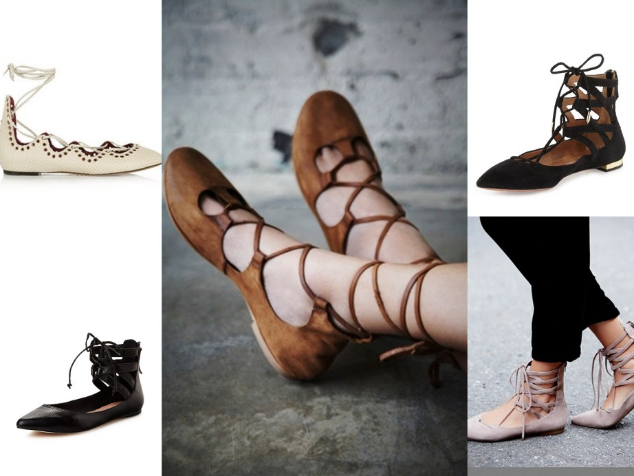 Stylish Elegant ballerinas ballet that add to your style India ankle strap fshion