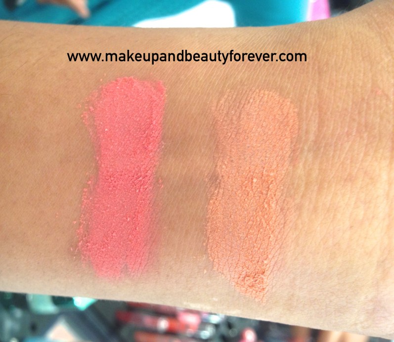 Chambor Summer 2015 Happy Hues Collection Blush Mermaid Blush and Coral Islands Review Shades Swatches Price