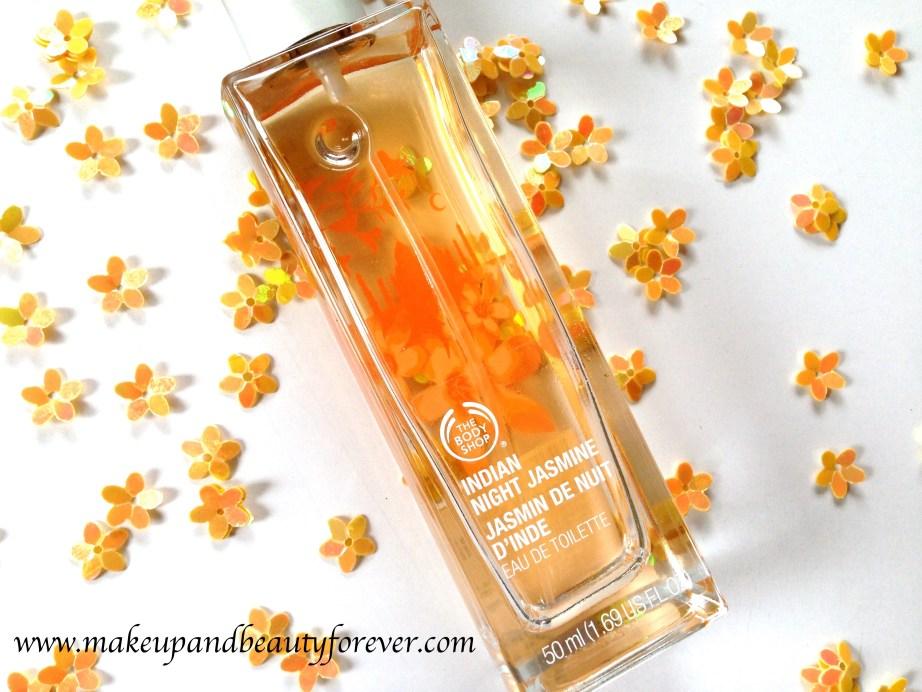 The Body Shop Indian Night Jasmine edt Eau De Toilette Review