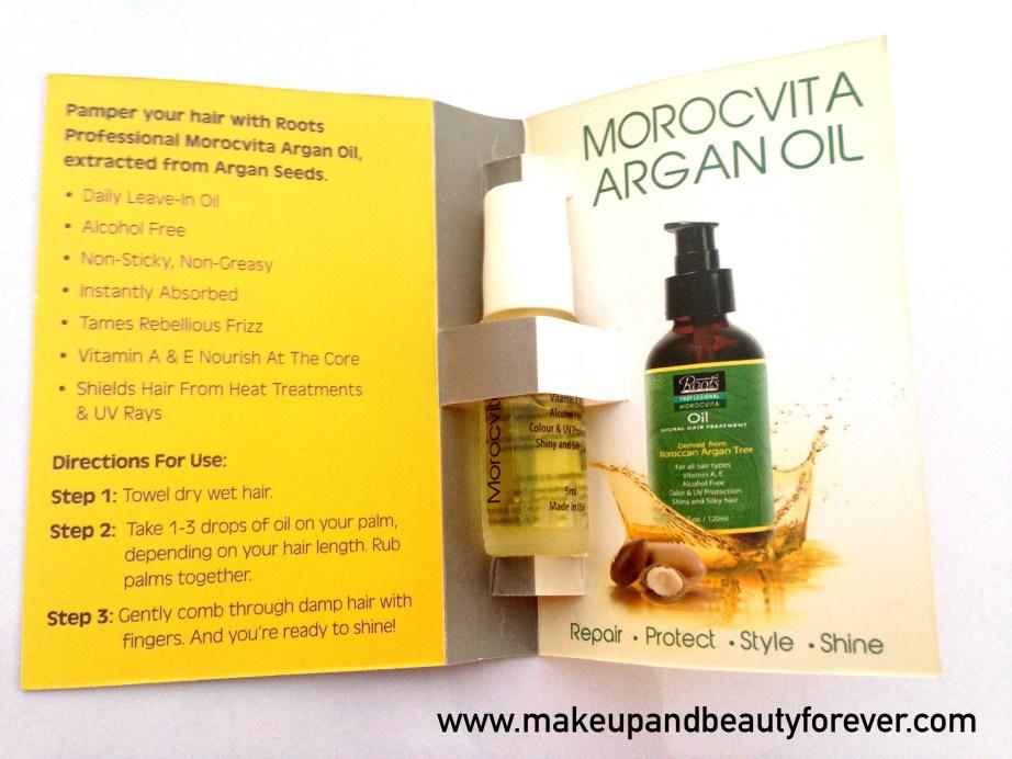 Roots Professional Morocvita Oil