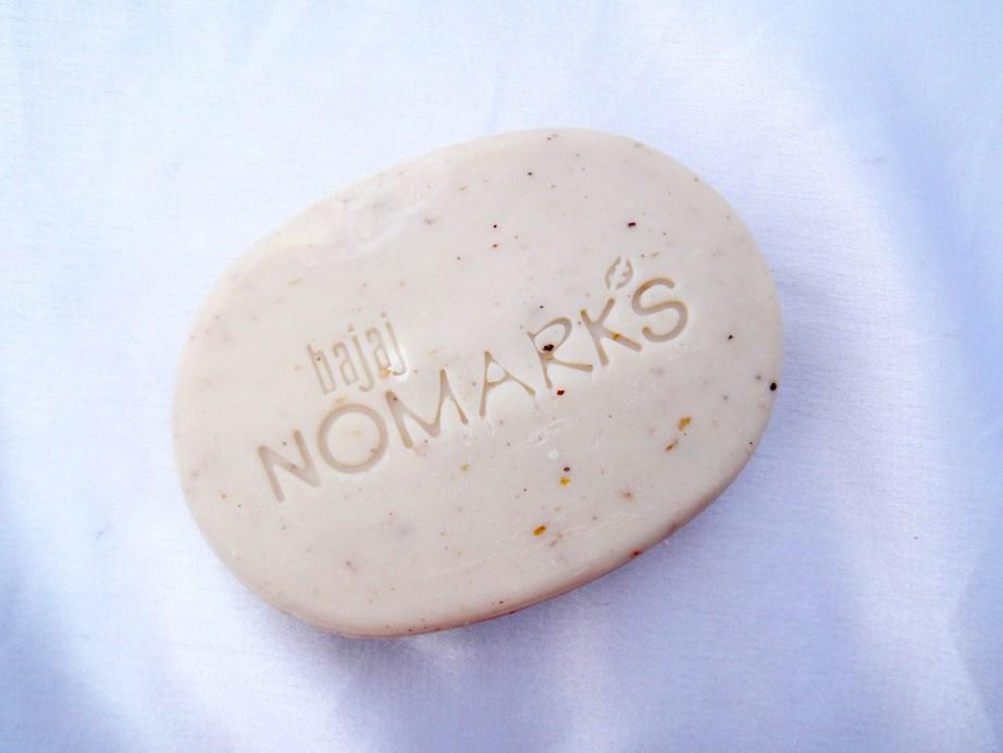 Bajaj NOMARKS Herbal Scrub Soap Review photo