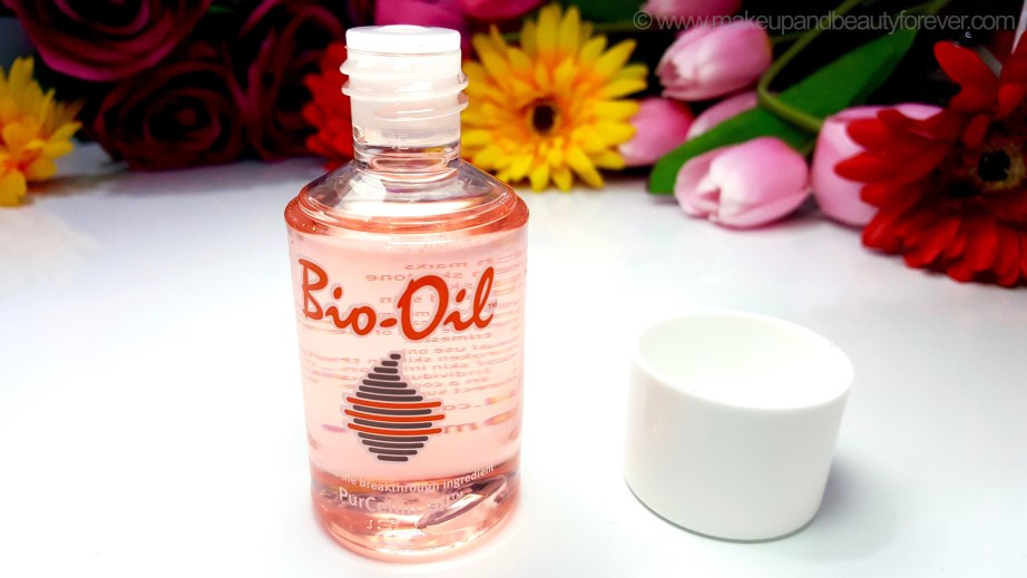 Bio Oil Review Scars Stretch marks