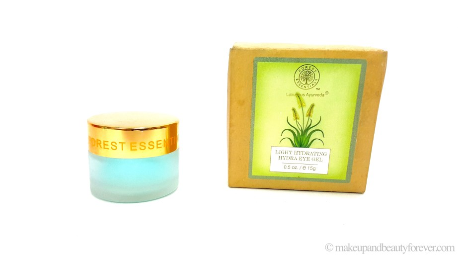 Forest Essentials Light Hydrating Hydra Eye Gel Review price