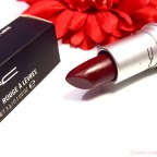 MAC Diva Lipstick Review