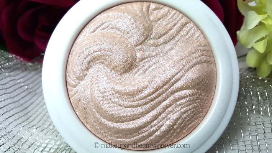 MUA Undress Your Skin Shimmer Highlighter Review photos Swatches