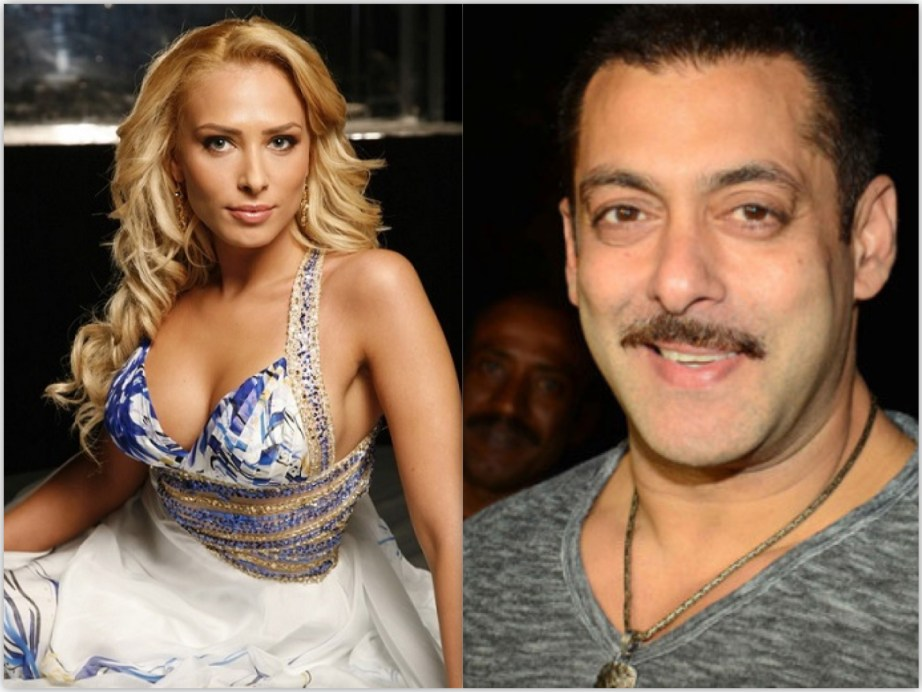 Salman Khan is getting Married and here is the Bride model Iulia Vantur !