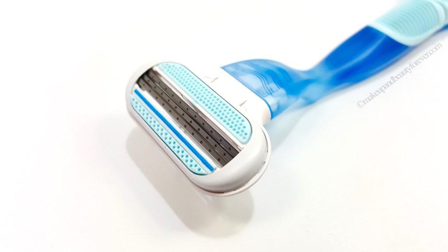 Gillette Venus Original Razor shaving 3 blade Review