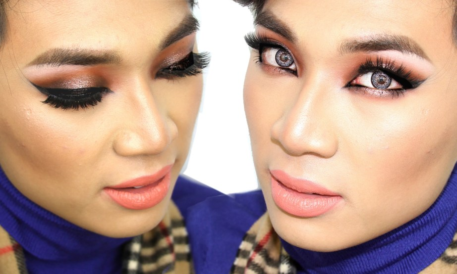 How to do Basic Eye Makeup Step Wise