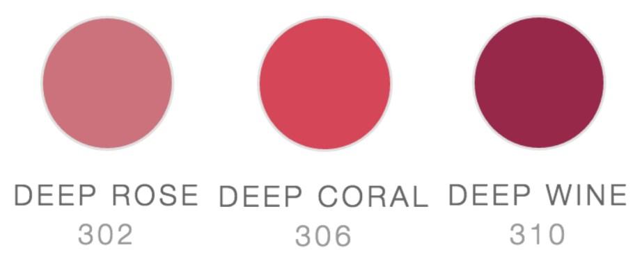 Maybelline Fit Me Blush Deep Rose 302 Deep Coral 306 Deep Wine 310 Review Swatches