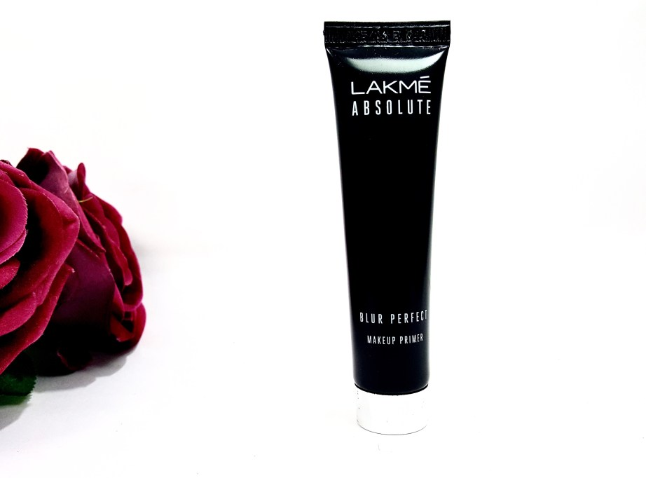 Lakme Absolute Blur Perfect Makeup Primer Review mbf blog