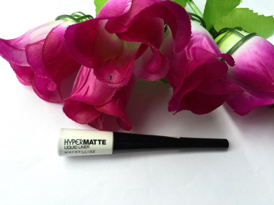 Maybelline Hyper Matte Liquid Liner Review Swatches makeup and beauty forever